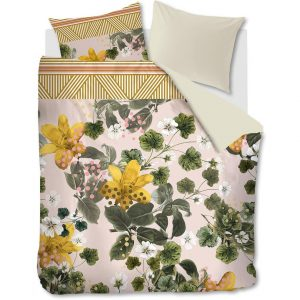 Oilily dekbedovertrek Botanical Flower Green