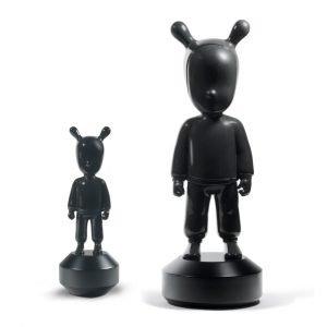 Lladró figuur The Guest klein zwart