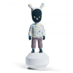 Lladró figuur The Guest door Devilrobots - klein