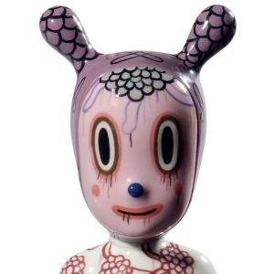 Lladró figuur The Guest door Gary Baseman - klein