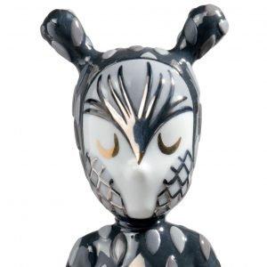 Lladró figuur The Guest door Rolito - klein