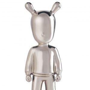 Lladró figuur The Guest klein zilver