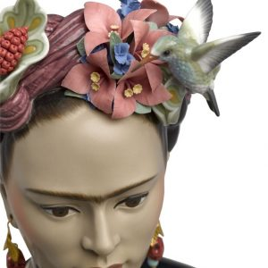 Lladró figuur Frida Kahlo - limited edition