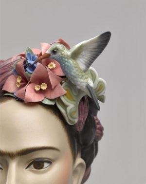 Lladró figuur Frida Kahlo - limited edition