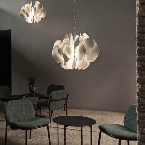 Lladró hanglamp Nightbloom door Marcel Wanders