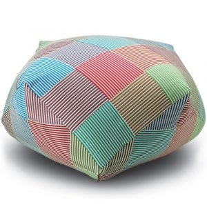 Missoni Home diamant poef Wembley
