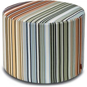 Missoni Home outdoor pouf Windhoek 160