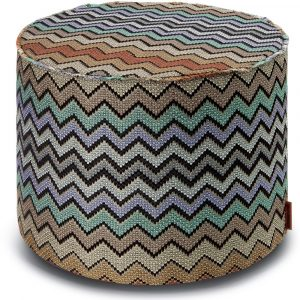 Missoni Home cilinder poef Westmeath 138