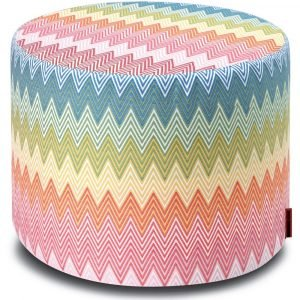 Missoni Home cilinder poef Weymouth