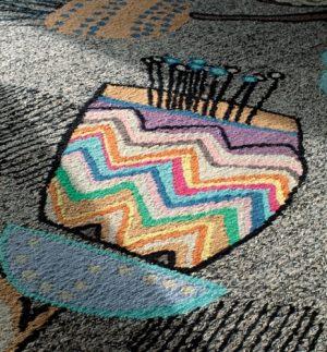 Missoni Home tapijt Wiesbaden