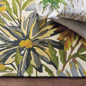 Harlequin tapijt Floreale Maize