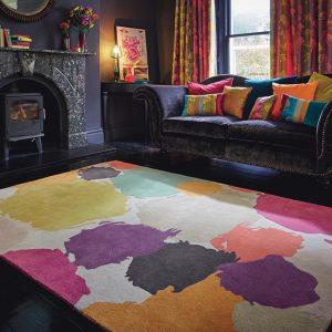 Harlequin tapijt Paletto Shore
