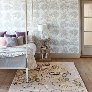 Harlequin tapijt Quintessence Heather