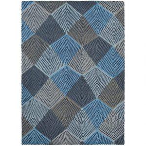 Harlequin tapijt Rhythm Indigo