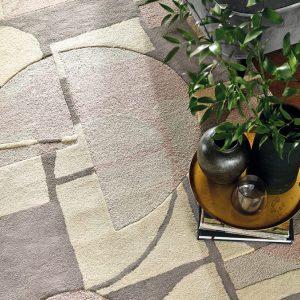 Harlequin tapijt Segments Stone