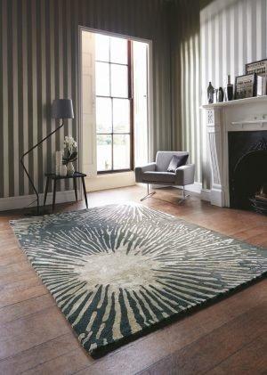Harlequin tapijt Shore antraciet