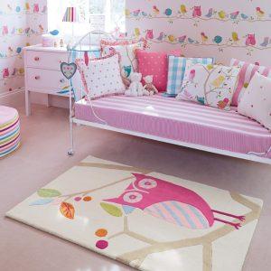 Harlequin tapijt What a Hoot