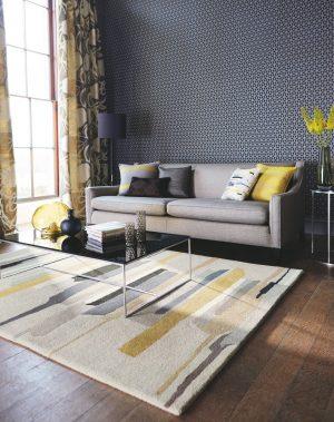Harlequin tapijt Zeal paars