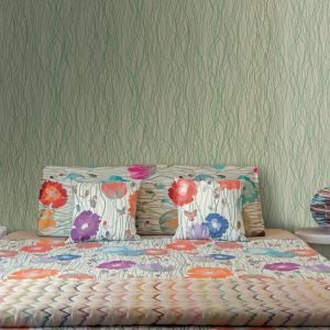 Missoni Home behang Poppies Stem Day 10196