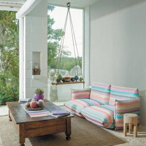Missoni Home behang Vanessa Chevron 10192