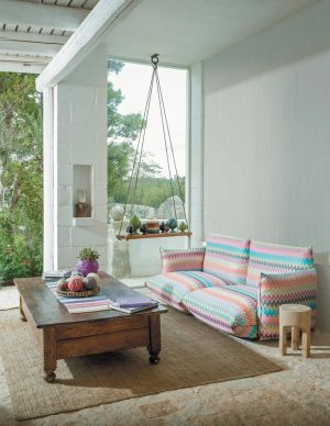 Missoni Home behang Vanessa Chevron 10193