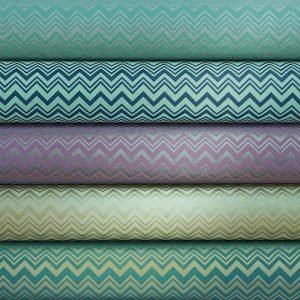 Missoni Home behang Zig Zag 10122