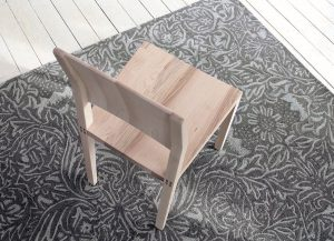 Morris & Co tapijt Ceiling Charcoal