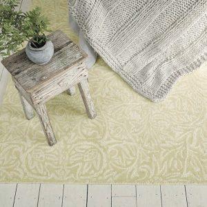 Morris & Co tapijt Ceiling Parchment