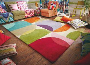 Scion tapijt Kaleido Pop