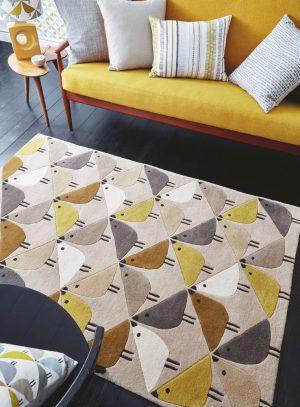 Scion tapijt Lintu Dandelion