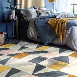 Scion tapijt Nuevo Blush