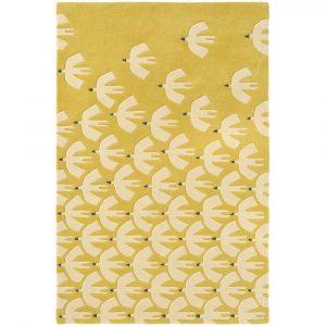 Scion tapijt Pajaro Ochre