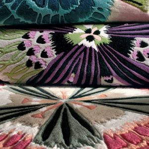 Missoni Home tapijt Botanica T01
