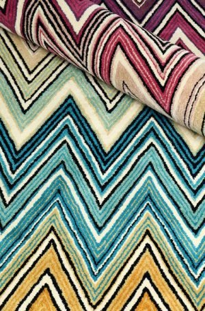 Missoni Home tapijt Liuwa
