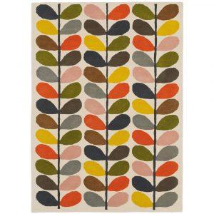 Orla Kiely tapijt Classic Multi Stem