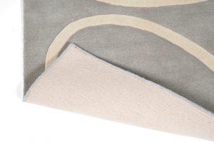 Orla Kiely tapijt Giant Linear Stem Grey