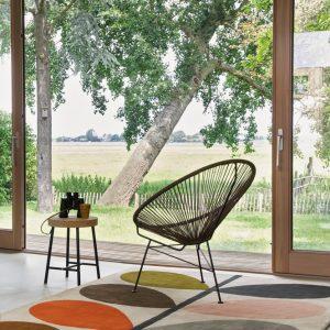 Orla Kiely tapijt Giant Multi Stem