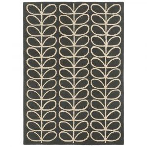 Orla Kiely tapijt Linear Stem Slate