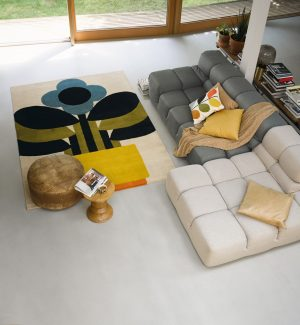 Orla Kiely tapijt Plant Pot
