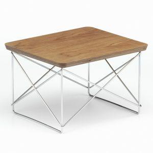 Vitra Eames Occasional Table LTR bijzettafel kersenhout