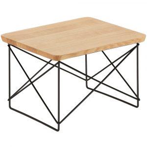 Vitra Eames Occasional Table LTR bijzettafel naturel eiken
