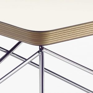 Vitra Eames Occasional Table LTR bijzettafel wit