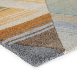 Harelquin tapijt Arccos Ochre