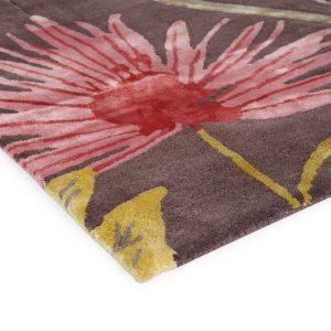 Harelquin tapijt Yassuni Cerise