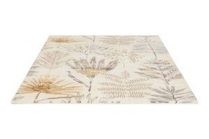 Harelquin tapijt Yassuni Ochre