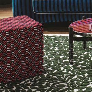 Christian Lacroix tapijt Bosquet Roseau