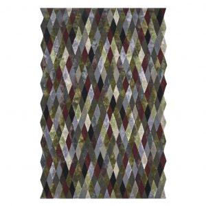 Christian Lacroix tapijt Mascarade Graphite