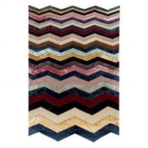 Christian Lacroix tapijt Pietra Dura Multicolore