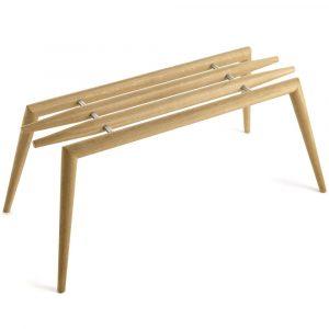 Klybeck houten bank Oddo