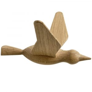 Klybeck houten vogel Jov 1